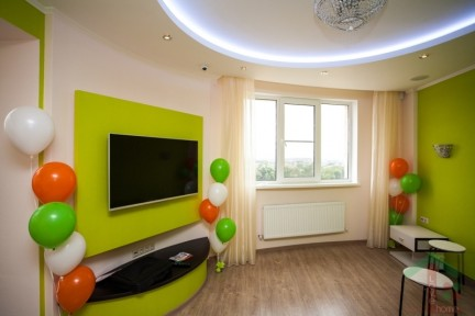 Showroom - Demo flat (Lovehome Automation Systems). Russia, Krasnodar