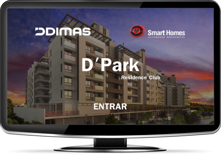 D`PARK DIMAS (SMART HOMES). Brazil, Florianópolis