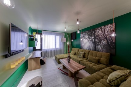 Picnic in Sitting-room (BMS Trading). Russia, Moscow