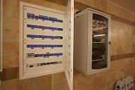 iRidium-based project (3-storeyed house)