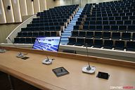 iRidium-based project (Congress Hall for 720 seats in the medical center named after Almazov)