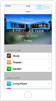 iOS Style for Smart Home